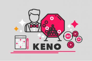 Najlepsze Kasyna do Gry w Keno Online